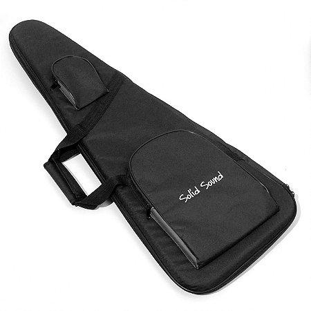 Case para Guitarra Gota Solid Sound Hard Bag
