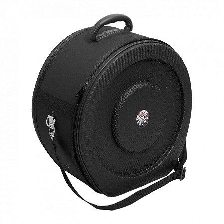"Semi Case para Caixa 14x6,5"" Solid Sound"