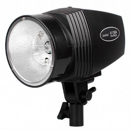 Flash Para Estúdio Fotográfico Godox K-150A Tocha 150w 110v