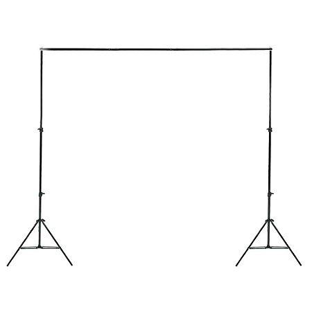 Suporte para Fundo Infinito 2,40m x 3m Sou Foto SFI-243 para Estúdio Fotográfico