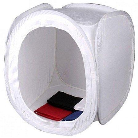Mini Estúdio Fotográfico - Tenda Difusora CL-80 80cm