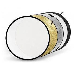 Rebatedor E Difusor Circular 5 Em 1 - 110cm