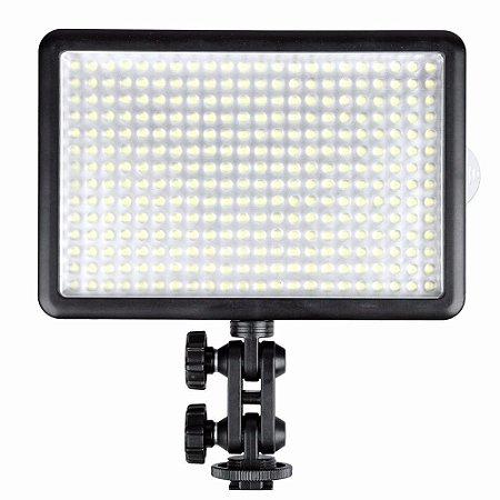 Iluminador LED Godox LED-308 com Controle Remoto