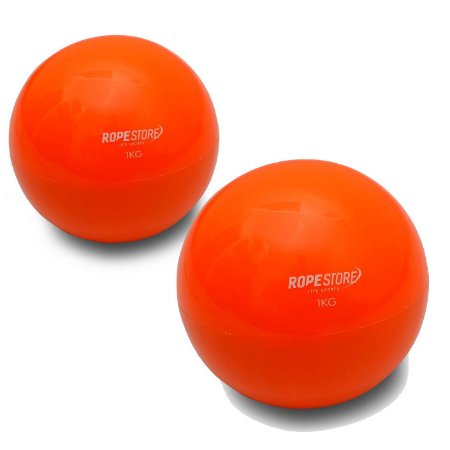 Toning Ball 1Kg - Bola Tonificadora Par