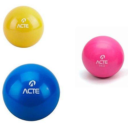 Toning Ball - Bola Tonificadora - Kit Acte