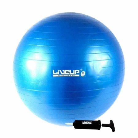 Bola Suíça de Pilates 65cm Premium