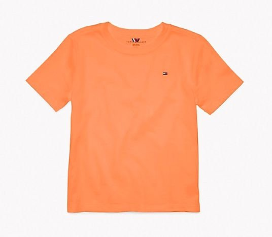 Camiseta algodão Laranja - Tommy Hilfiger