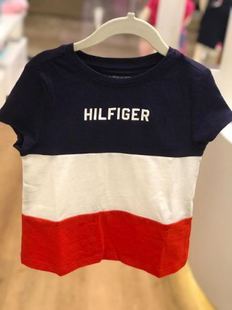 Camiseta Feminina Listrada - Tommy Hilfiger
