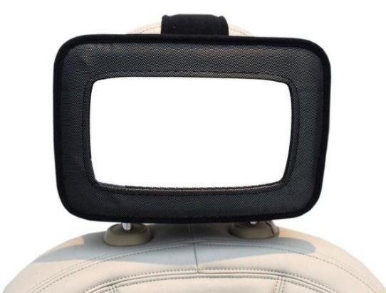 Espelho Retrovisor para Carro Retangular - Girotondo Baby