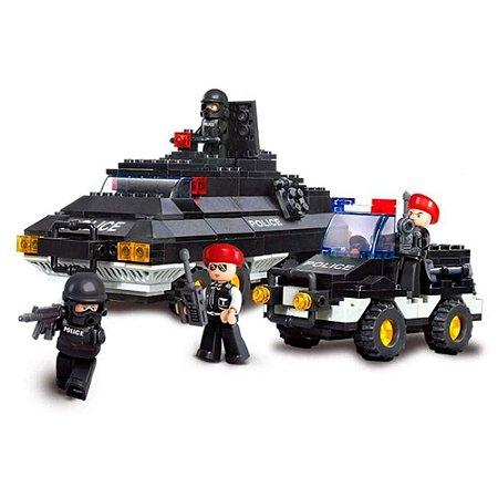 Blocos de Montar Tanque de Guerra 311 Peças