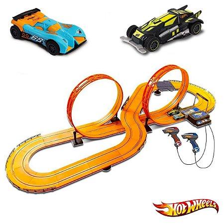 Pista Hot Wheels - Track Set - Pro