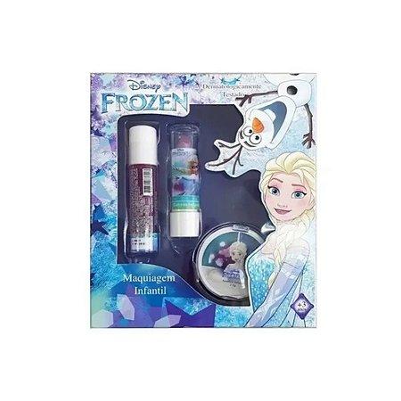 Caixa de Maquiagem Elsa Frozen