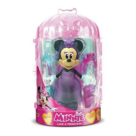 Minnie Fashion Doll Princess