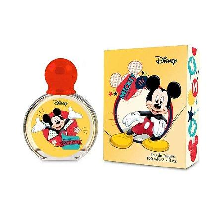 Perfume Infantil Mickey Mouse Disney 100ml