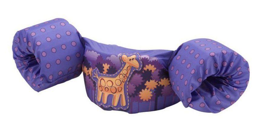 Boia Colete infantil Girafa - Puddle Jumper