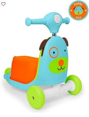 Triciclo Patinete Cachorro - Skip Hop