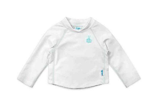 Camiseta Iplay Branca com proteção FPS 50
