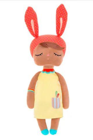 Boneca MeToo Morena Summer personalizada com nome