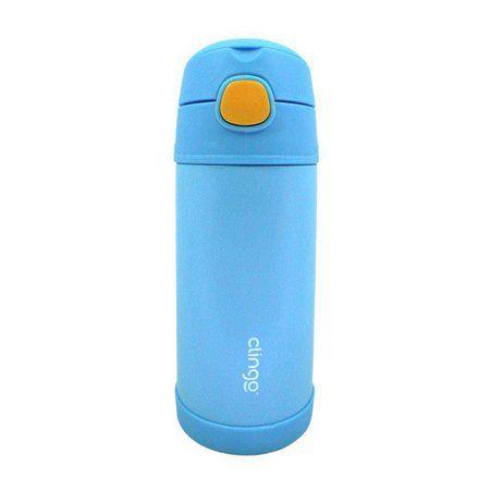 Garrafa Termica Clingo Azul 270ml