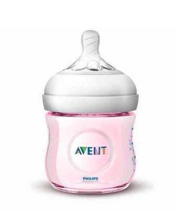 Mamadeira Avent Petala rosa - 125 ml