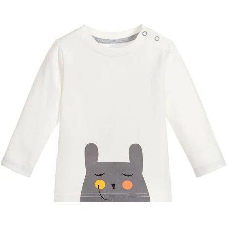 camiseta manga longa blade and rose ratinha 2-3 anos
