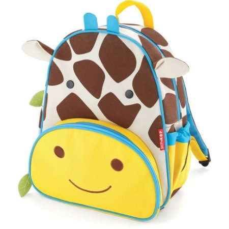 Mochila Skip Hop Girafa personalizada com nome