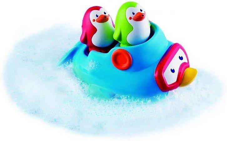 Brinquedo de Banho Pinguim Infantino