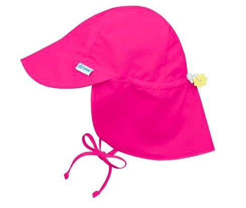 Chapéu Australiano Iplay Pink com proteção 50+
