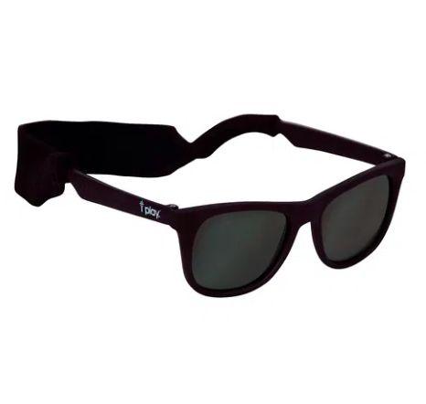 Óculos de Sol Iplay Preto com hastes flexiveis