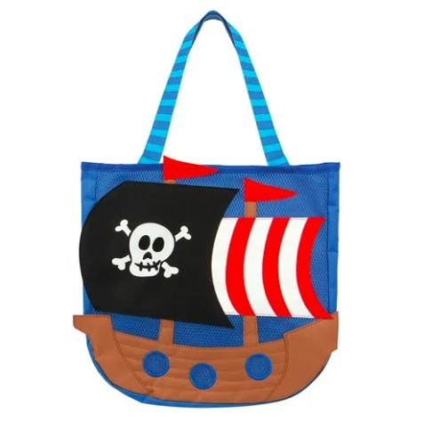 Bolsa de Praia Stephen Joseph Pirata