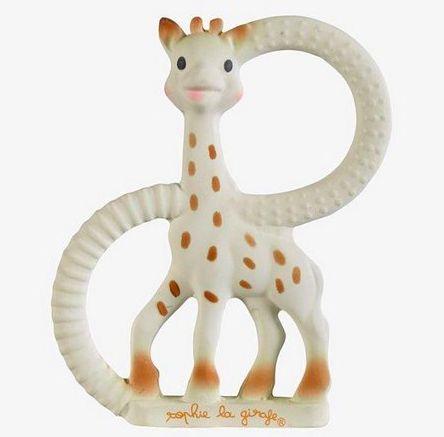 Mordedor Sophie La Girafe Versão Soft