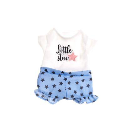 Roupa de Boneca Metoo Fashion Little Star
