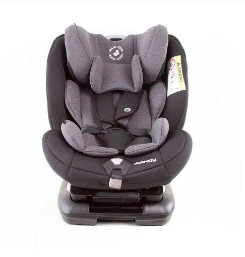 Cadeira Automotiva Jasper Maxi Cosi Authentic Black (NOVIDADE)