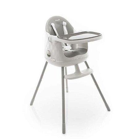 Cadeira de Refeição Alimentação Jelly Cinza Safety 1st