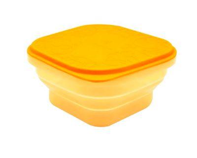 Marmitinha Container para Snack Girafa Marcus & Marcus