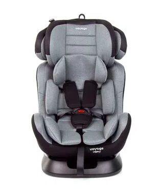 Cadeira Automotiva Legacy Cinza Mescla Voyage