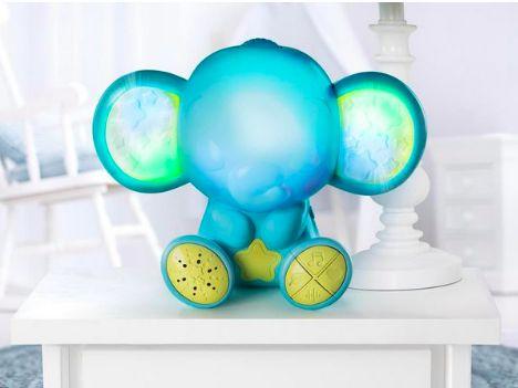 Luminária Enchanting Elephant Soother - Bright Starts