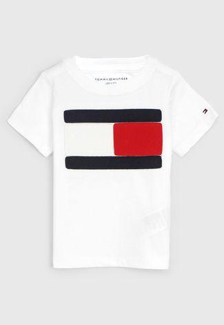 Camiseta Patchwork - Tommy Hilfiger