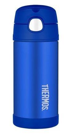 Garrafa Thermos Funtainer azul 355ml