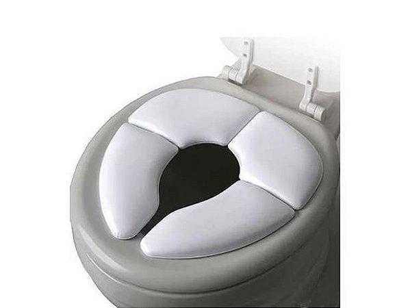 Redutor de Assento Vaso Sanitário Penico Dobrável - Clingo