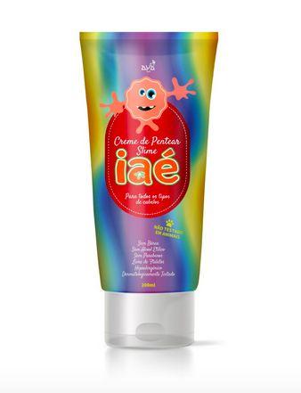 Creme de Pentear Slime - IAÉ