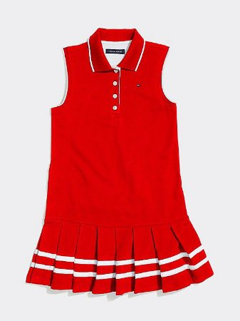 Vestido Tenis vermelho - Tommy Hilfiger