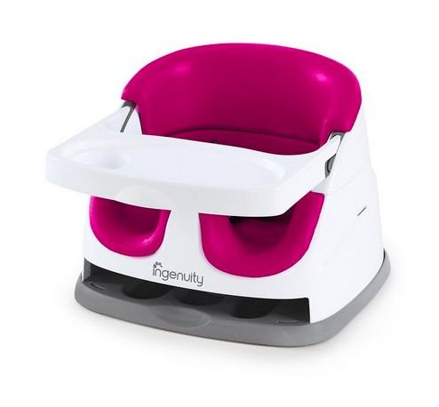 Cadeira de Alimentação 2-em-1 Pink - Ingenuity