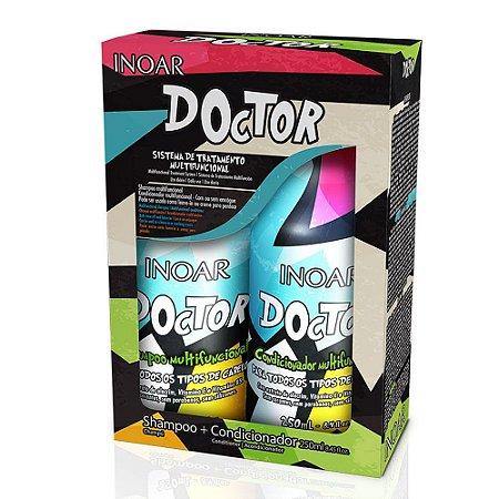 Kit Inoar Doctor - Shampoo e Condicionador 250ml