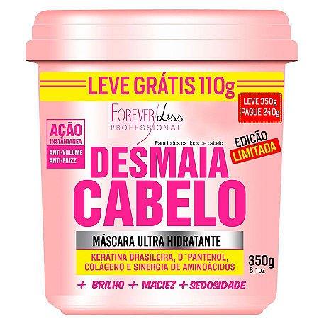 Forever Liss Desmaia Cabelo Máscara Hidratante 350g