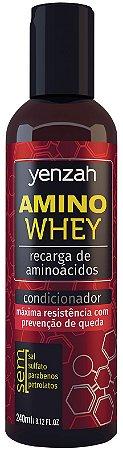 Yenzah Amino Whey Condicionador 240ml