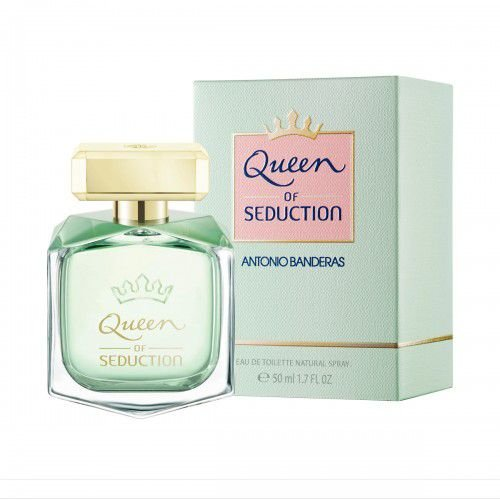 Antonio Banderas Queen of Seduction EDT - Perfume Feminino
