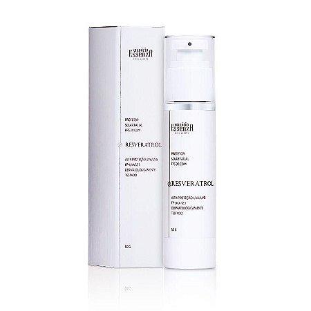 Protetor Solar Facial FPS30 com Resveratrol 50g - Empório Essenza