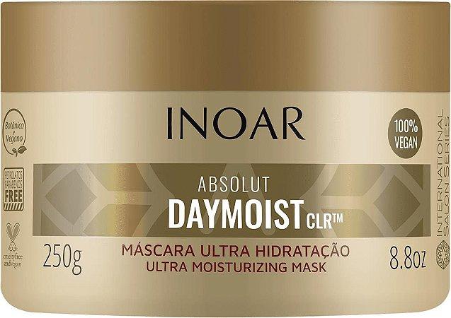 Inoar Absolut Daymoist CLR Máscara Ultra Hidratação 250g