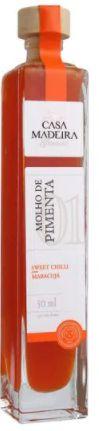 Casa Madeira Molho de Pimenta Sweet Chili com Maracujá (50ml)
